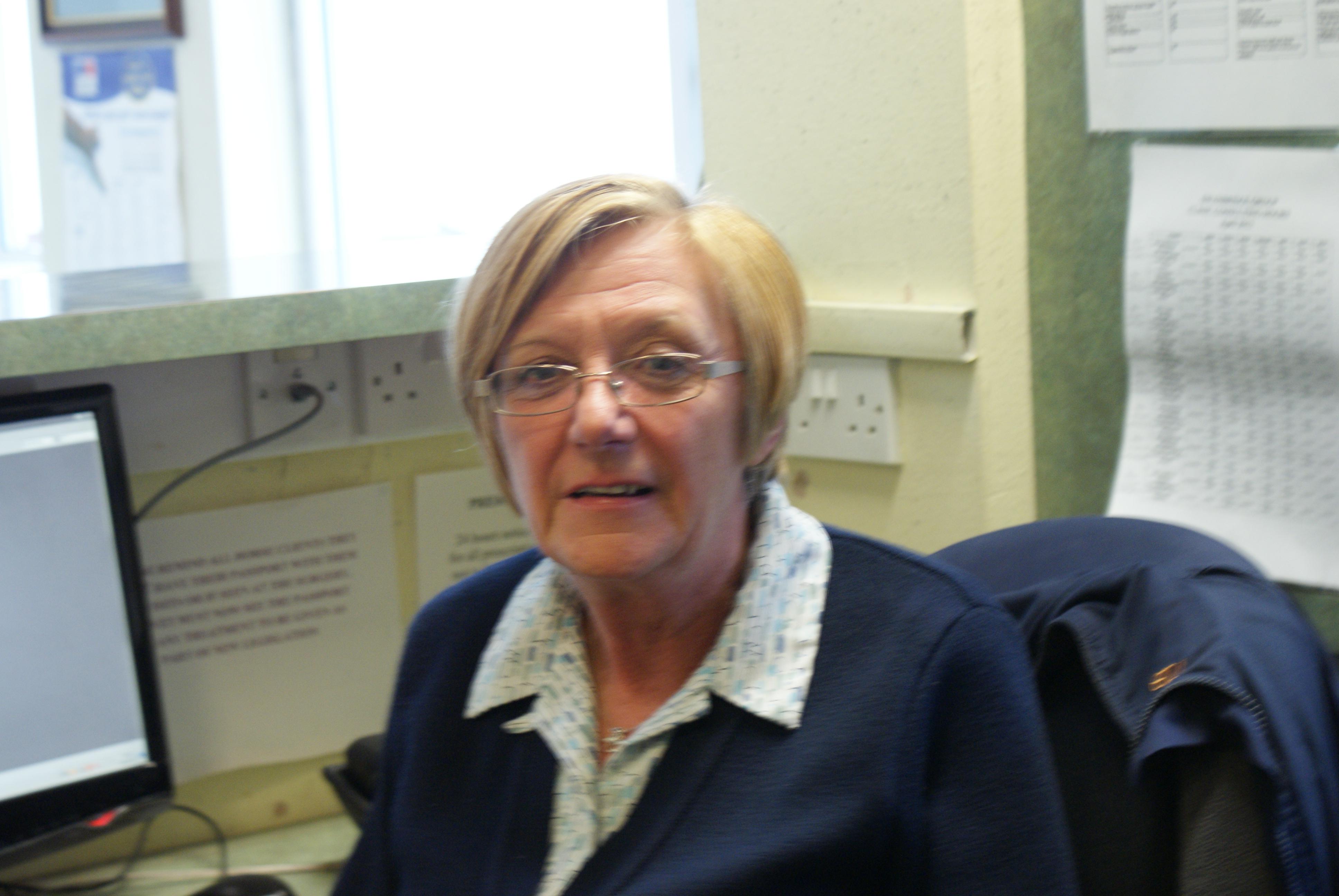 Sue Beckett